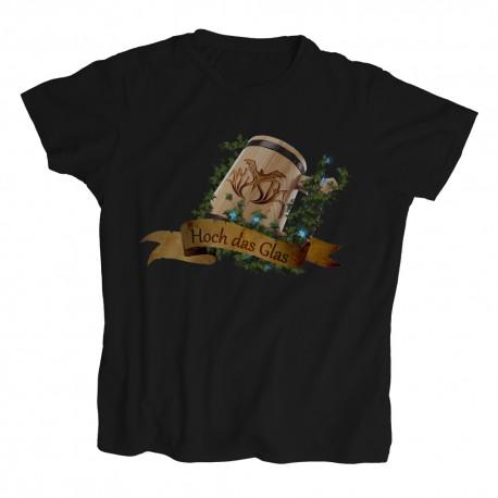 T-Shirt - Hoch das Glas