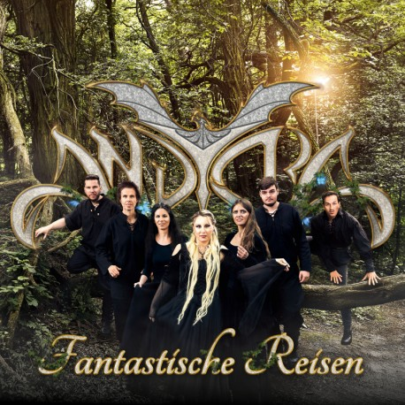Audio CD - Fantastische Reisen